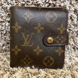 Louis Vuitton Compact Zip Wallet 11501